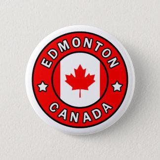 Edmonton Canada 2 Inch Round Button