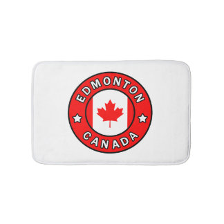 Edmonton Canada Bath Mat