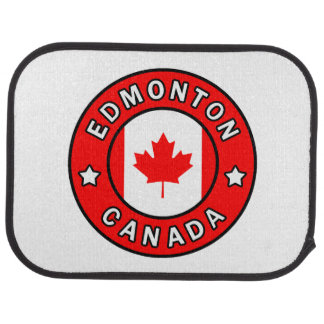 Edmonton Canada Car Mat