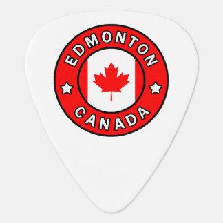 Edmonton Canada Guitar Pick