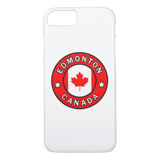 Edmonton Canada iPhone 8/7 Case