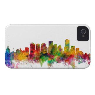 Edmonton Canada Skyline Case-Mate iPhone 4 Case