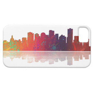 Edmonton Canada Skyline Case For The iPhone 5