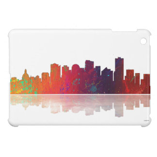Edmonton Canada Skyline Case For The iPad Mini