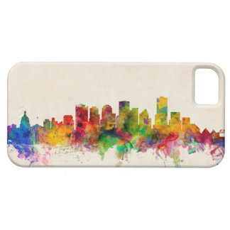 Edmonton Canada Skyline Cityscape iPhone 5 Covers