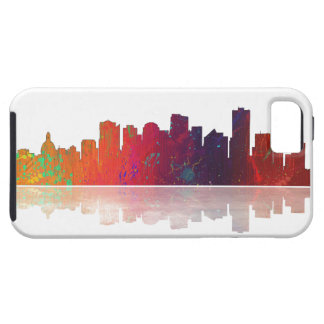 Edmonton Canada Skyline iPhone 5 Cover