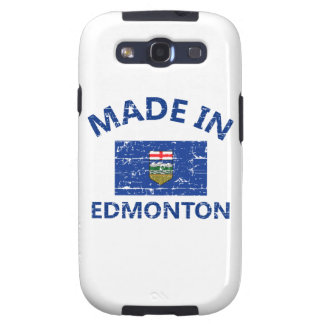 Edmonton Coat of arms Galaxy S3 Covers