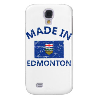 Edmonton Coat of arms Samsung Galaxy S4 Covers