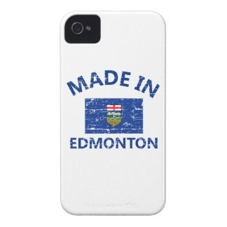 Edmonton Coat of arms iPhone 4 Covers