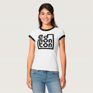 Edmonton in a Box Ringer Tshirt