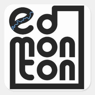Edmonton in a Box Sticker
