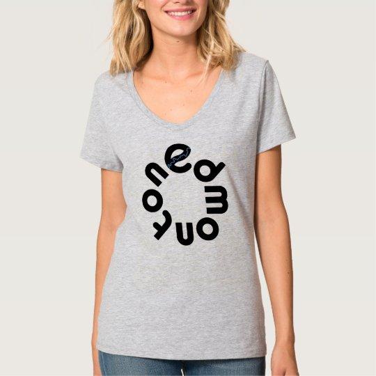 Edmonton in a Circle T-Shirt