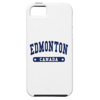 Edmonton iPhone 5 Cover