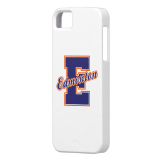 Edmonton Letter iPhone 5 Case