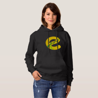 Edmonton Map Hooded Sweatshirt