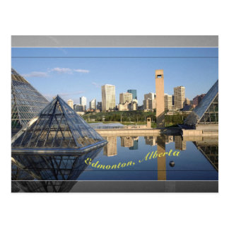 edmonton postcard