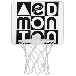 Edmonton Puzzle Basketball Net Mini Basketball Hoop