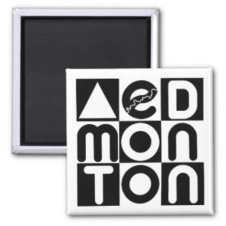 Edmonton Puzzle Magnet