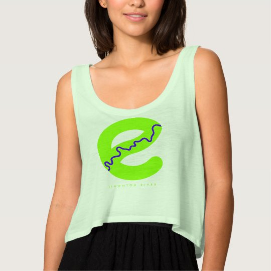 Edmonton River Tank Top