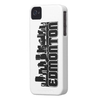 Edmonton Skyline iPhone 4 Case