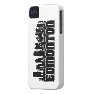 Edmonton Skyline iPhone 4 Case-Mate Case