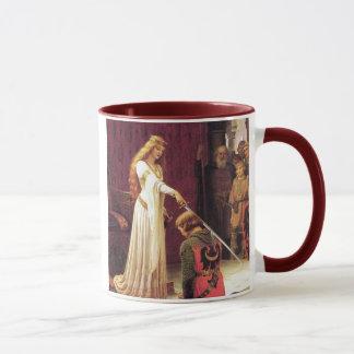 Edmund Blair Leighton: The Accolade Mug