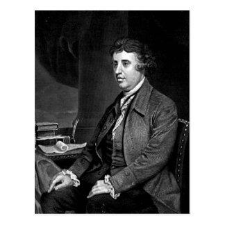 Edmund Burke Postcard