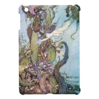 Edmund Dulac mermaid ipad mini retina iPad Mini Cases