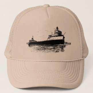 Edmund Fitzgerald ~ CUSTOMIZABLE COLOR Trucker Hat