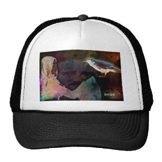 Edna Raven Poe Trucker Hat