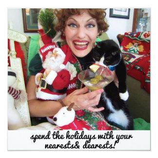 Edna Sparklebreight's Holiday Card