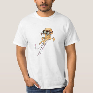 Edna the Steampunk Jellyfish T-Shirt