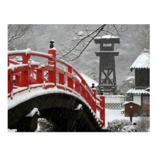 Edomura, Japan Postcard