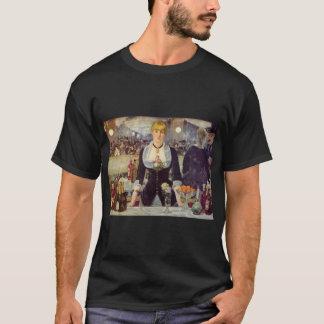 edouard manet 004  manet edouard bar in den folies T-Shirt