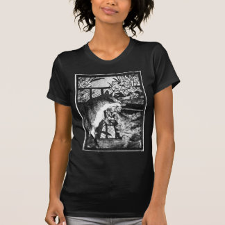 Édouard Manet Cat and Flowers T-Shirt