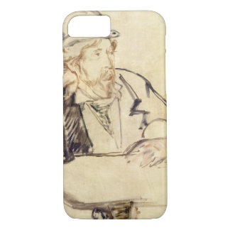 Edouard Manet - George Moore at the Cafe iPhone 7 Case