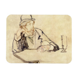 Edouard Manet - George Moore at the Cafe Magnet