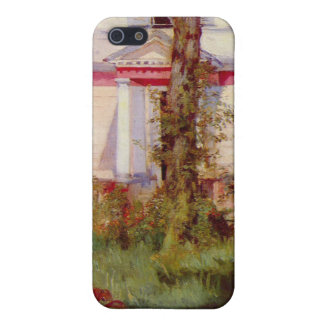 Edouard Manet - House in Rueil iPhone 5 Cases