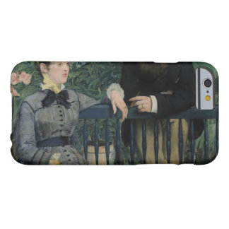 Edouard Manet - In the Conservatory Barely There iPhone 6 Case