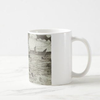 Edouard Manet - Marine Coffee Mug