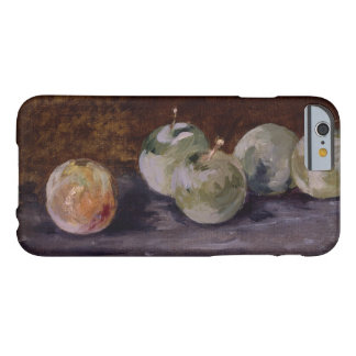 Edouard Manet - Plums Barely There iPhone 6 Case