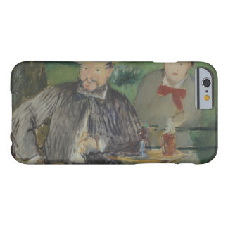Edouard Manet - Portrait of Ernest Hoschedé Barely There iPhone 6 Case