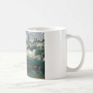 Edouard Manet - The Funeral Coffee Mug