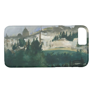 Edouard Manet - The Funeral iPhone 8/7 Case