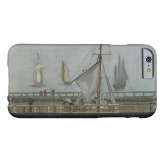 Edouard Manet - The Jetty of Boulogne-sur-Mer Barely There iPhone 6 Case