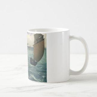 Edouard Manet - The Kearsarge at Boulogne Coffee Mug