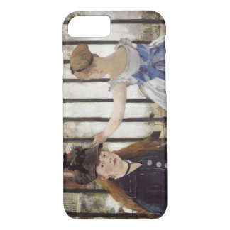 Edouard Manet The Railway Vintage Fine Art iPhone 7 Case