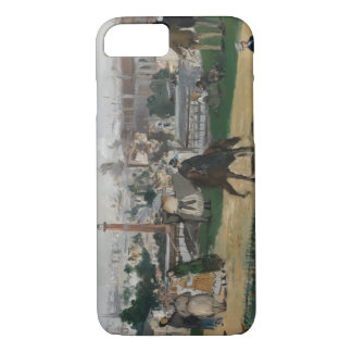 Edouard Manet - View of the Universal Exhibition iPhone 7 Case