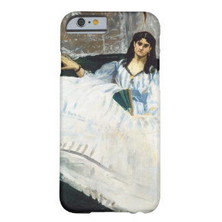 Edouard Manet - Woman with a Fan Barely There iPhone 6 Case