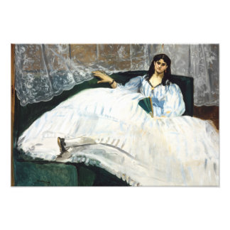 Edouard Manet - Woman with a Fan Photo